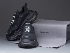 Кроссовки Balenciaga Triple S Сlear Sole