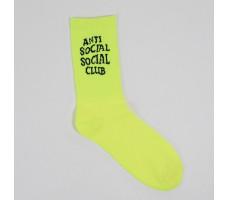 Носки длинные Anti Social Social Club