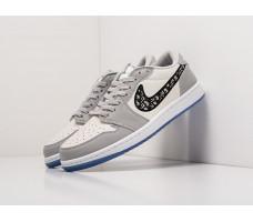 Кроссовки Dior x Nike Air Jordan 1 Low