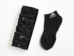 Носки короткие Adidas - 5 пар